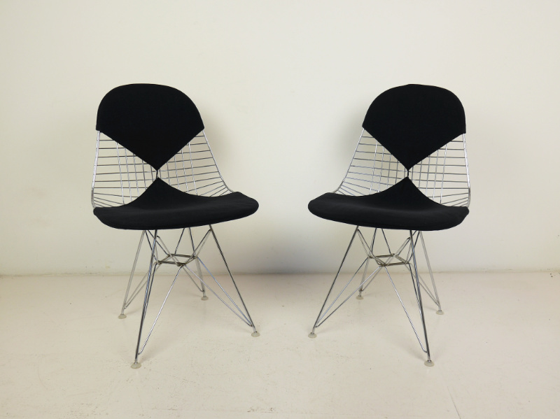 DKR-2 Wire Chair, Eames, miller, USA
